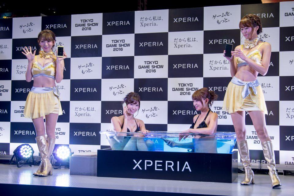 TGS 2016 Xperia 風呂ペリア_13