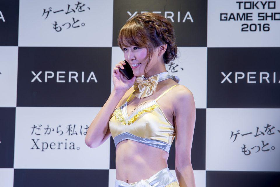 TGS 2016 Xperia 風呂ペリア_15