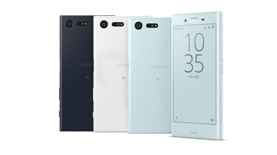 ソニー、Xperia X Compactを発表。ディスプレイはHDを継続、非防水で実質廉価モデルか