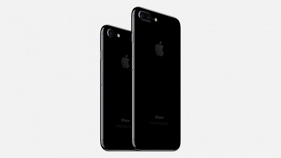 iPhone 7とiPhone 7 Plusのスペック比較