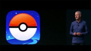 ポケモンGO、Apple Watchに対応へ。ポケモン出現の通知やポケストップへのアクセスが可能に