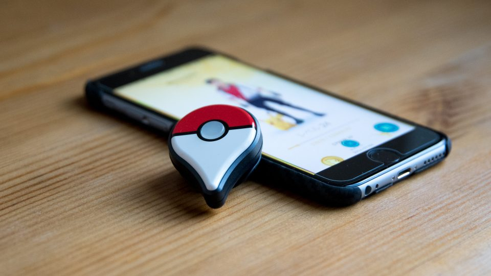 【ポケモンGO】Pokémon GO Plusが届いたので開封して初期設定した