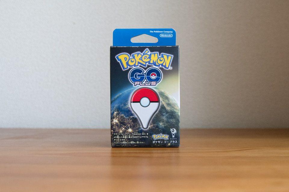 ポケモンGO Pokémon GO Plus_1