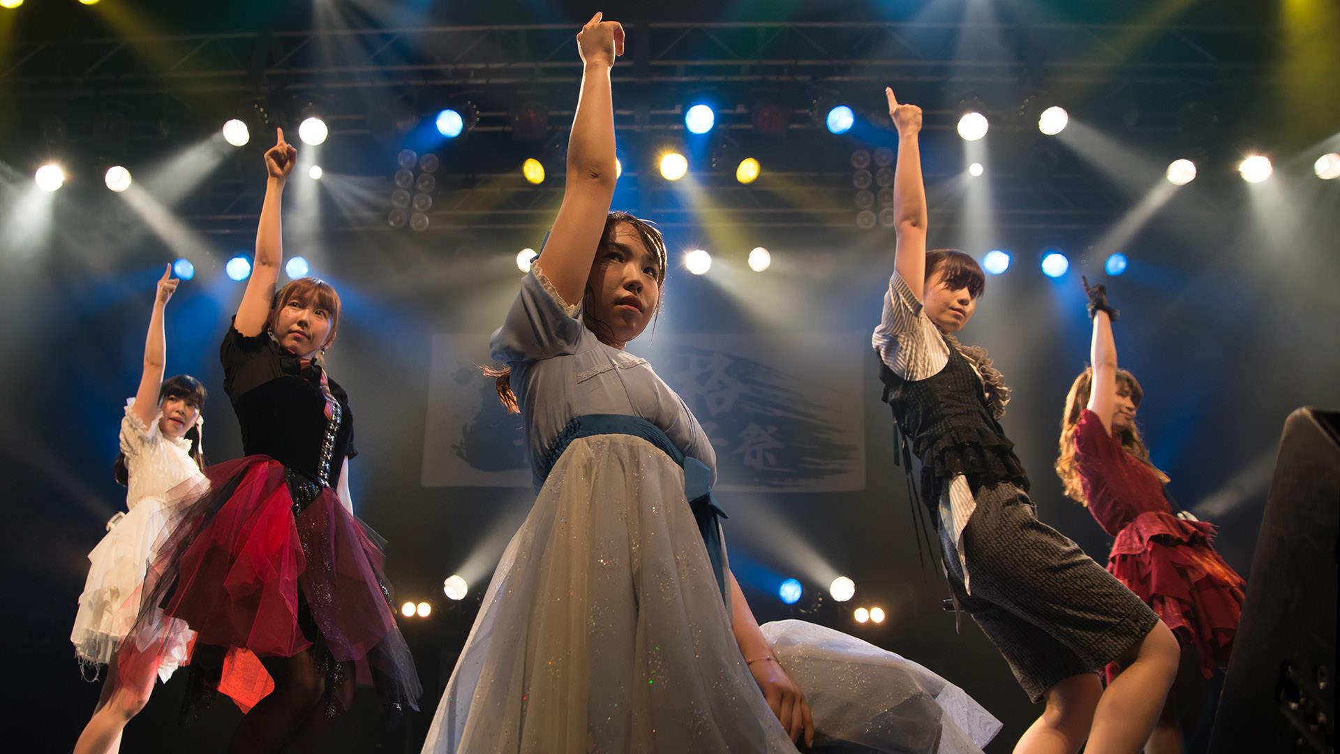 STARMARIE 本格音楽女子祭 スタマリ