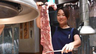 錦糸町「とんつう」で1kg超のスカイツリーハラミを食らう