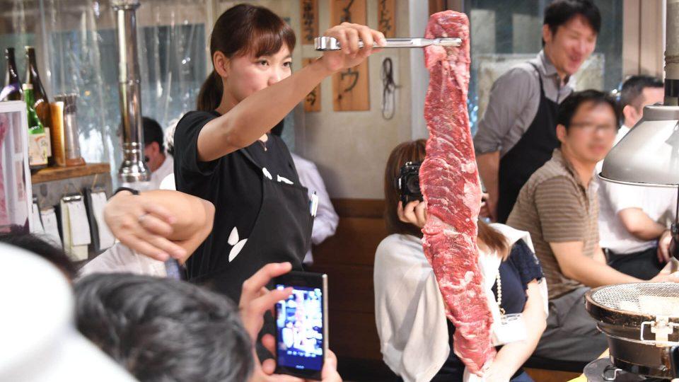 スカイツリーハラミでどクソエモ散らかした「でこ肉会 エキシビジョンマッチ」 @錦糸町 とんつう