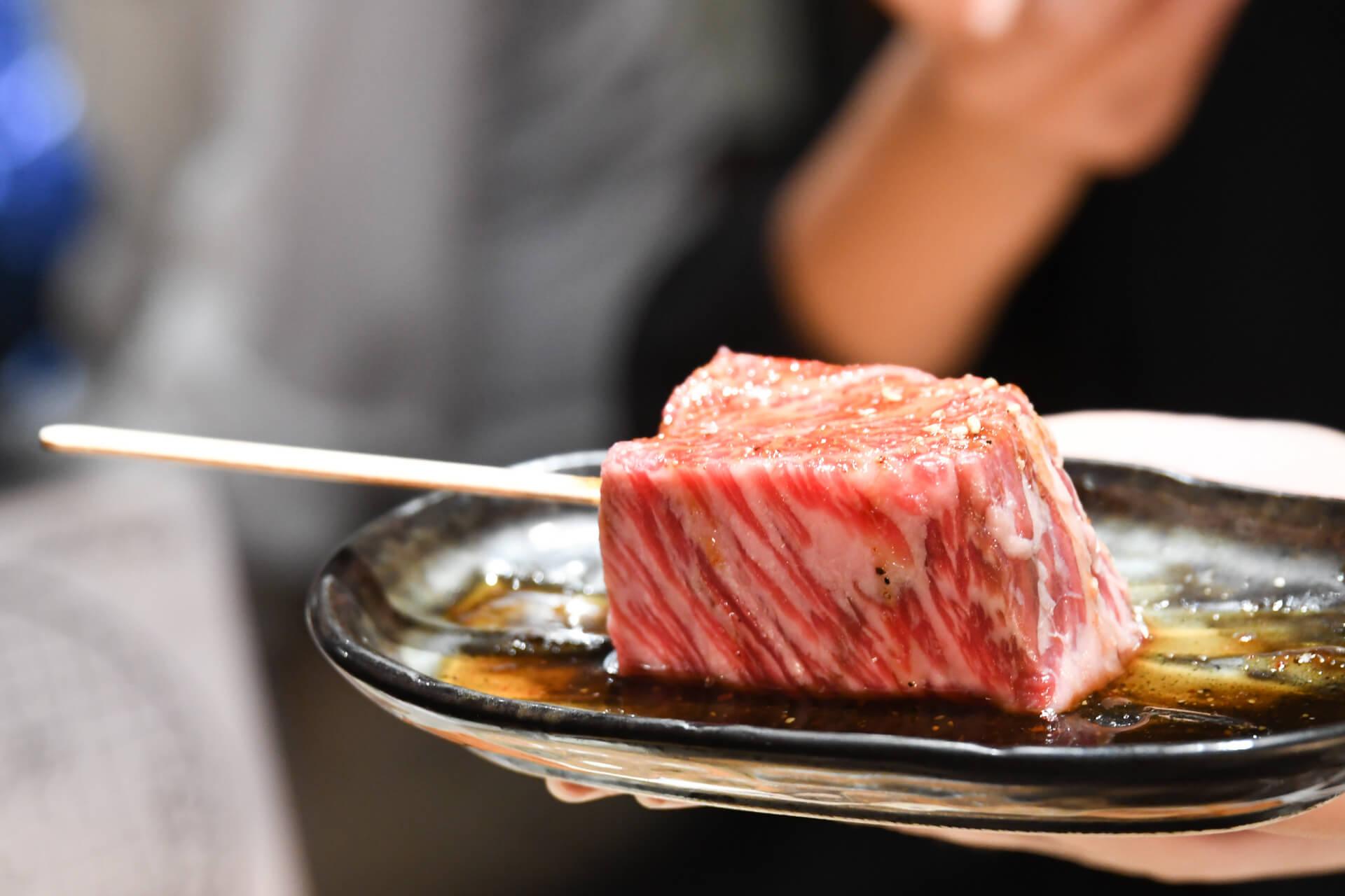 でこ肉会 錦糸町 とんつう 肉のホームランバー