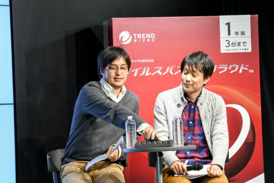 左:六宮さん 右:木野さん