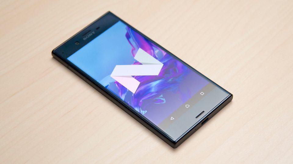 Xperia XZ F8332 android 7 nougat