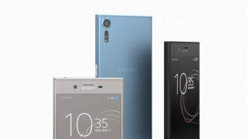 ソニー、Xperia XZsを発表。Motion Eyeカメラ搭載、RAMが4GBへアップ