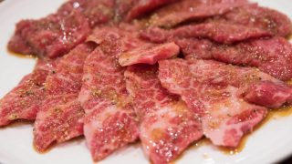 浅草「肉のすずき」で美味しいお肉を食べてきました