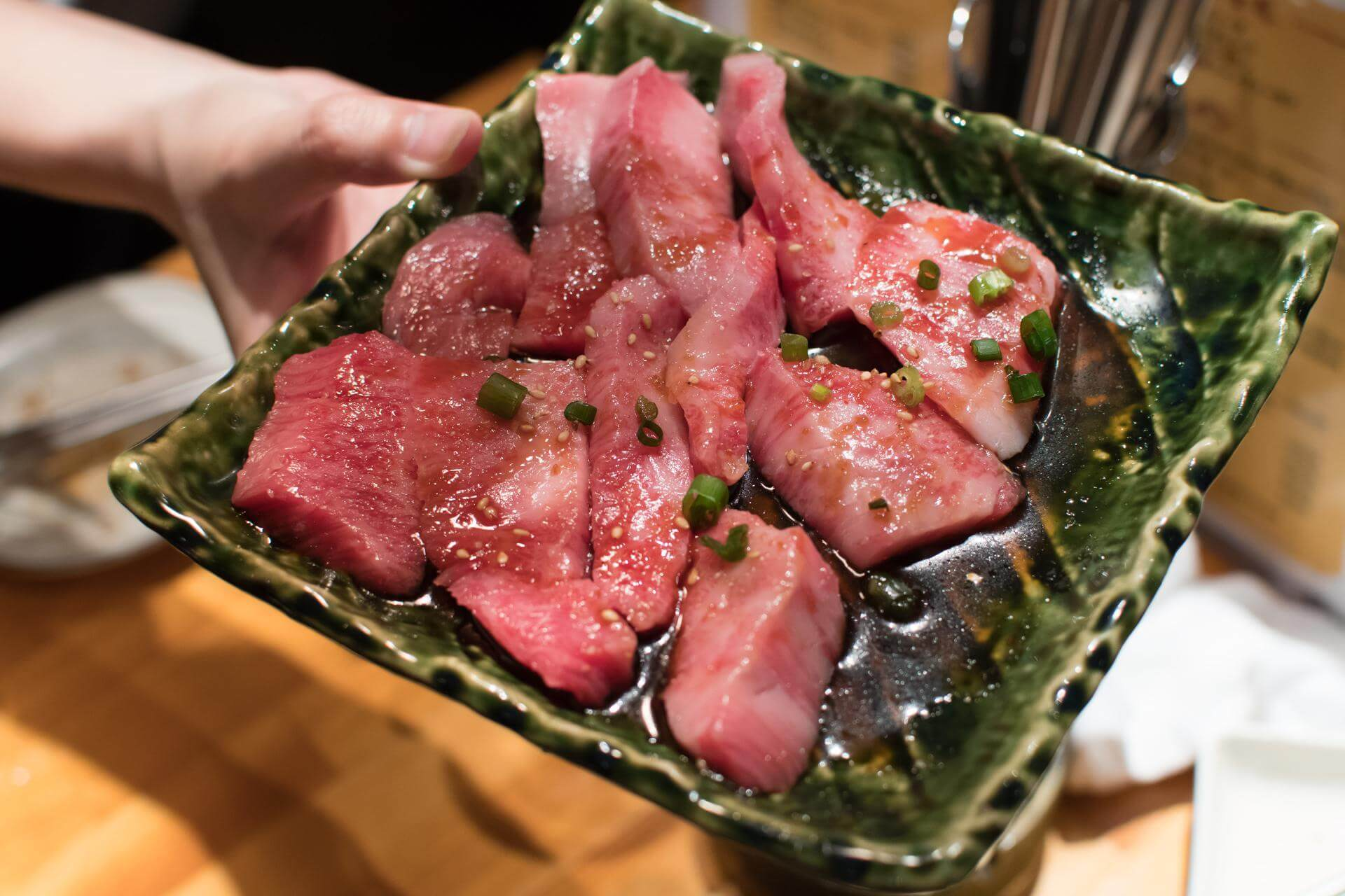 錦糸町とんつう スカイツリーハラミ でこ肉会