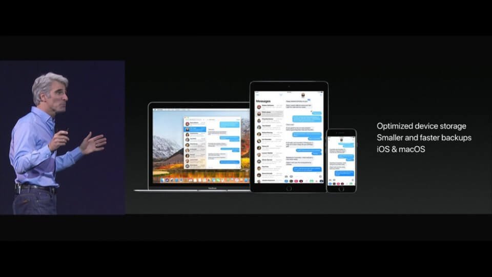 Apple iOS 11 新機能