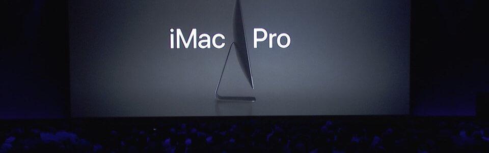 Apple WWDC 2017 iMac Pro