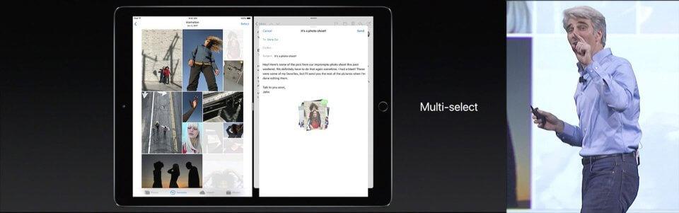 Apple WWDC 2017 10.5インチ iPad Pro