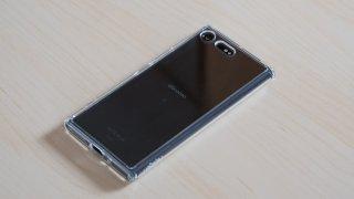 Xperia XZ Premium用ケースSpigen「ウルトラ・ハイブリッド」レビュー。MIL規格取得で耐衝撃性もバッチで背面のカスタマイズ可能なケース