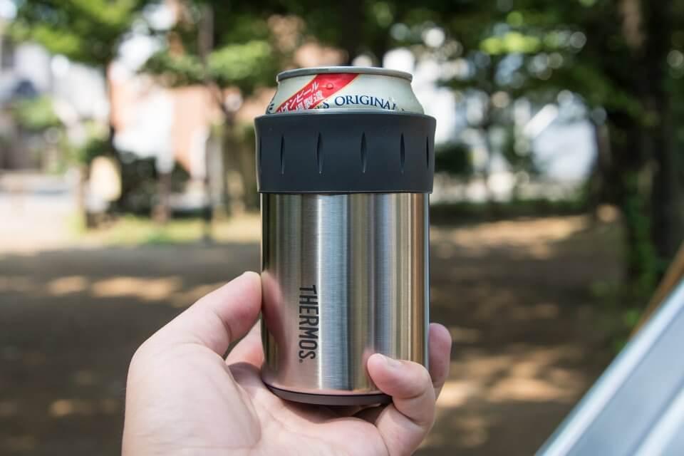 サーモス THERMOS 保冷缶ホルダー