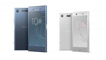 ソニー、Xperia XZ1、XZ1 Compactを発表。Snapdragon 835搭載で3Dスキャンが可能に