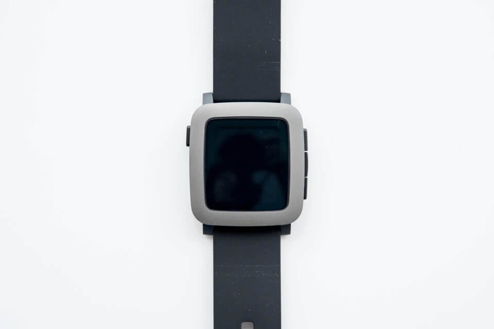 Pebble Time カラー液晶