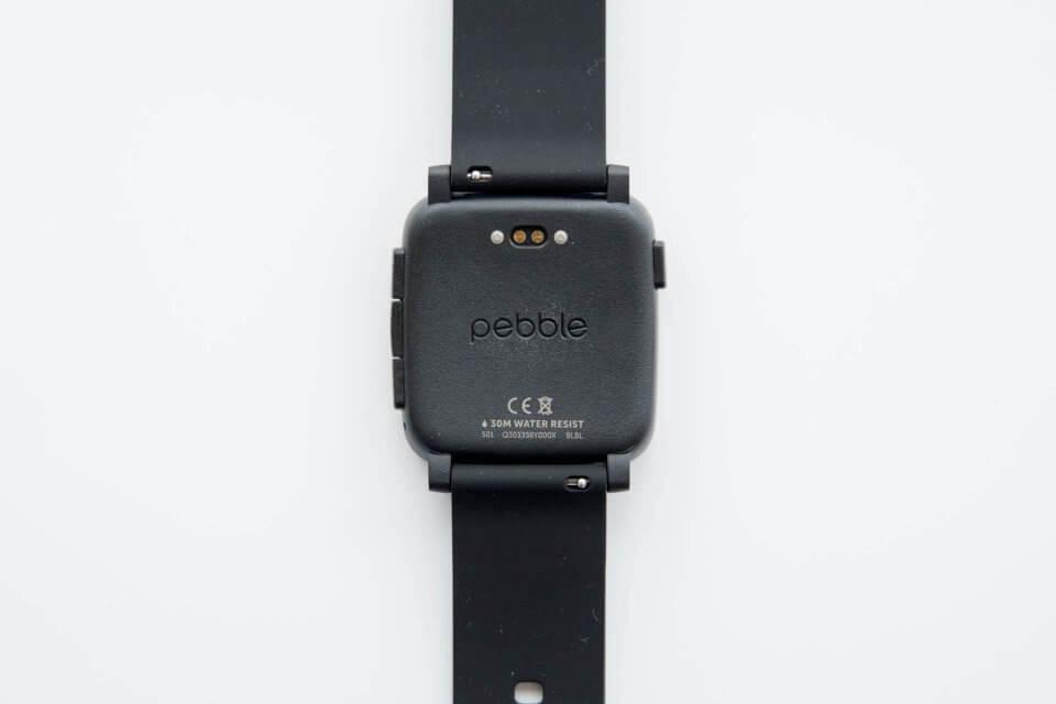 Pebble Time 充電コネクタ