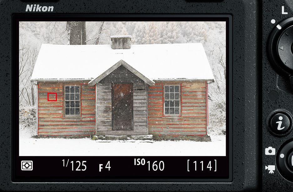 Nikon D850 特徴 ピーキング