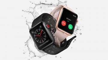 Apple、Apple Watch Series 3を発表。セルラーモデル追加で単体での通話も可能に