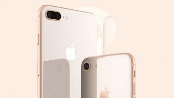 Apple、iPhone 8 / 8 Plusを発表。バックパネルがガラスになってQi対応。発売日は9月22日で価格は78,800円より
