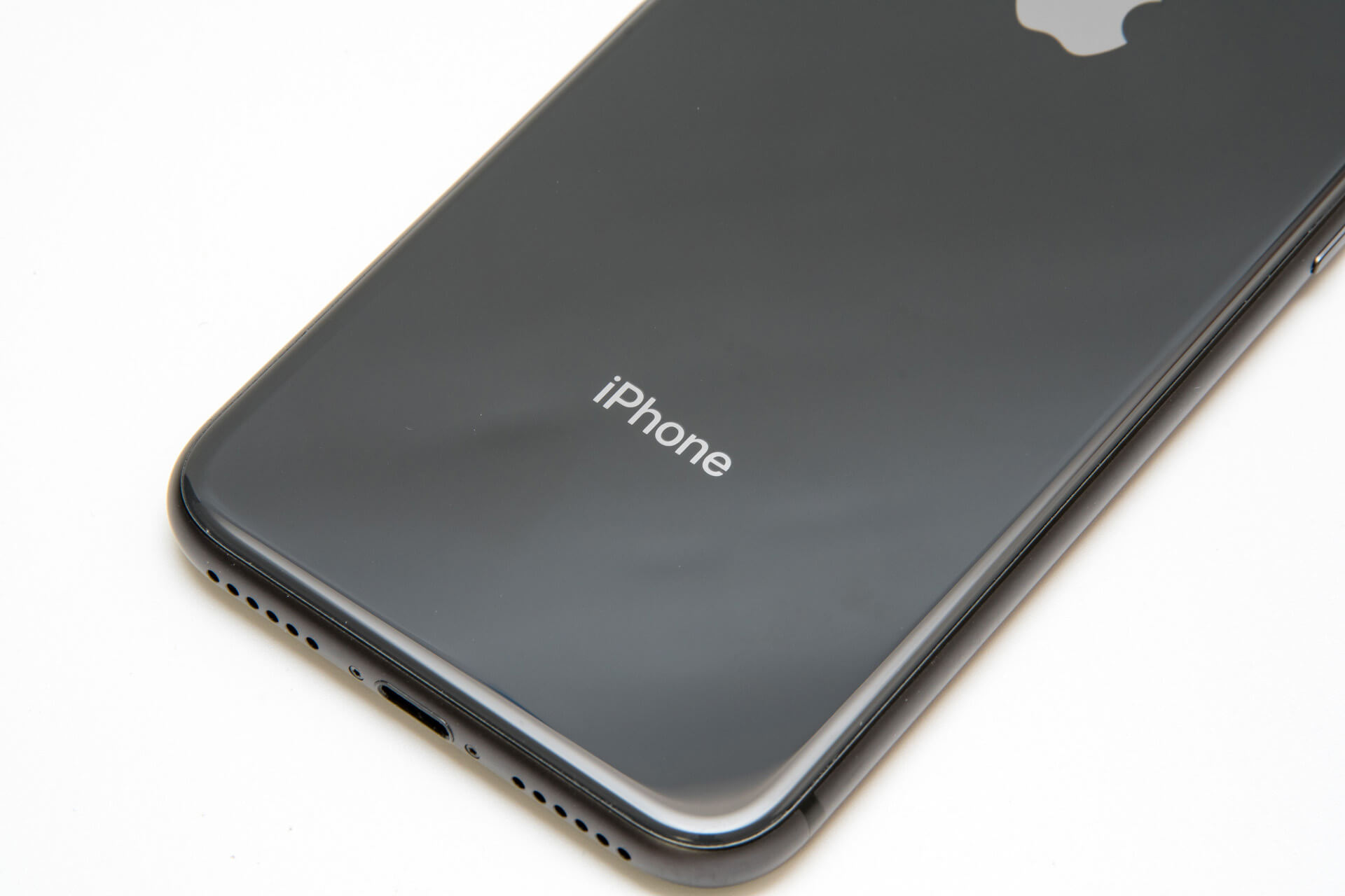iPhone 8 デザイン 外観 レビュー