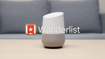 IFTTTを使ってGoogle Homeに話しかけてWunderlistにタスクを追加する方法