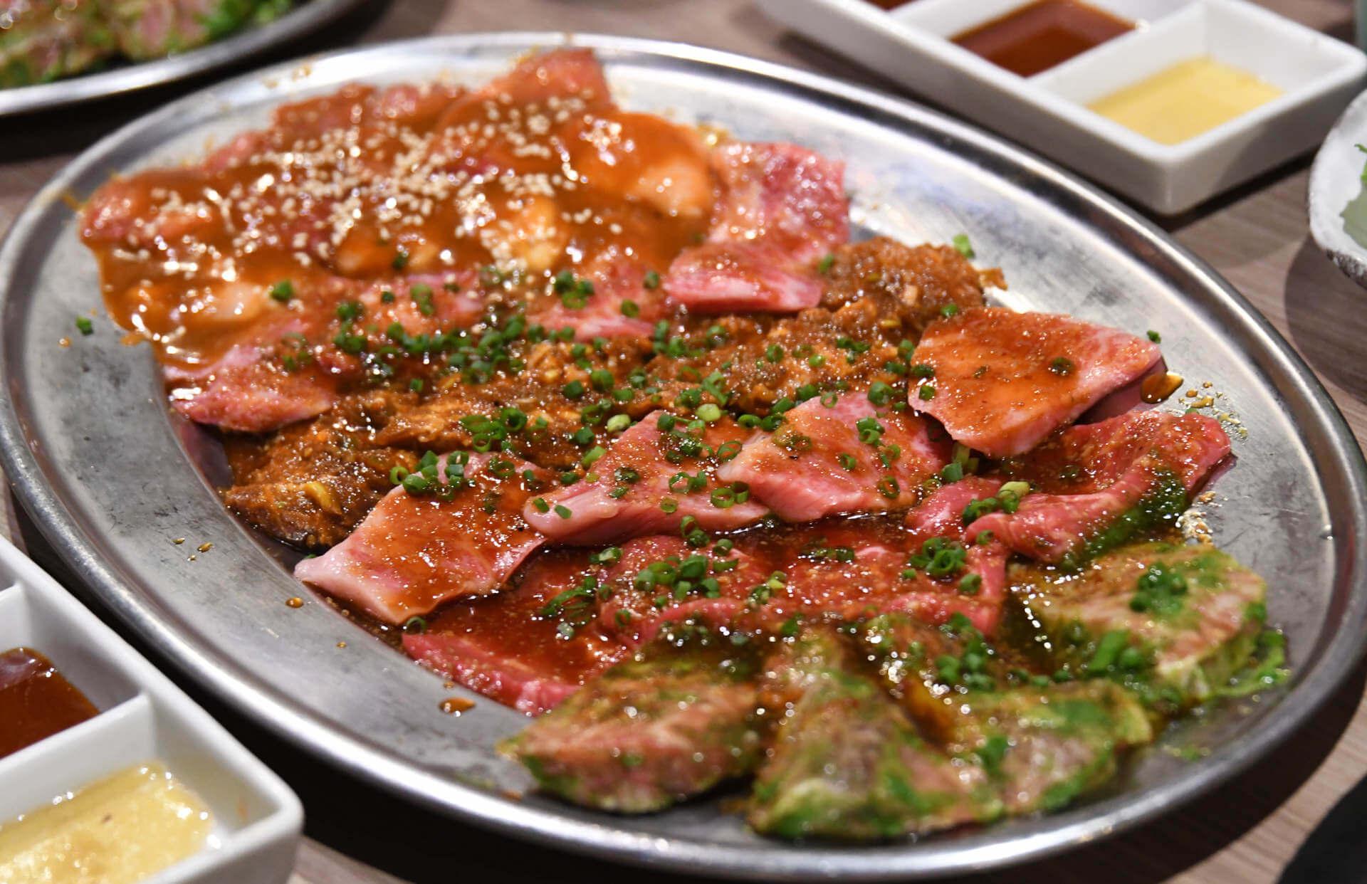 肉と日本酒 千駄木 たれ焼肉