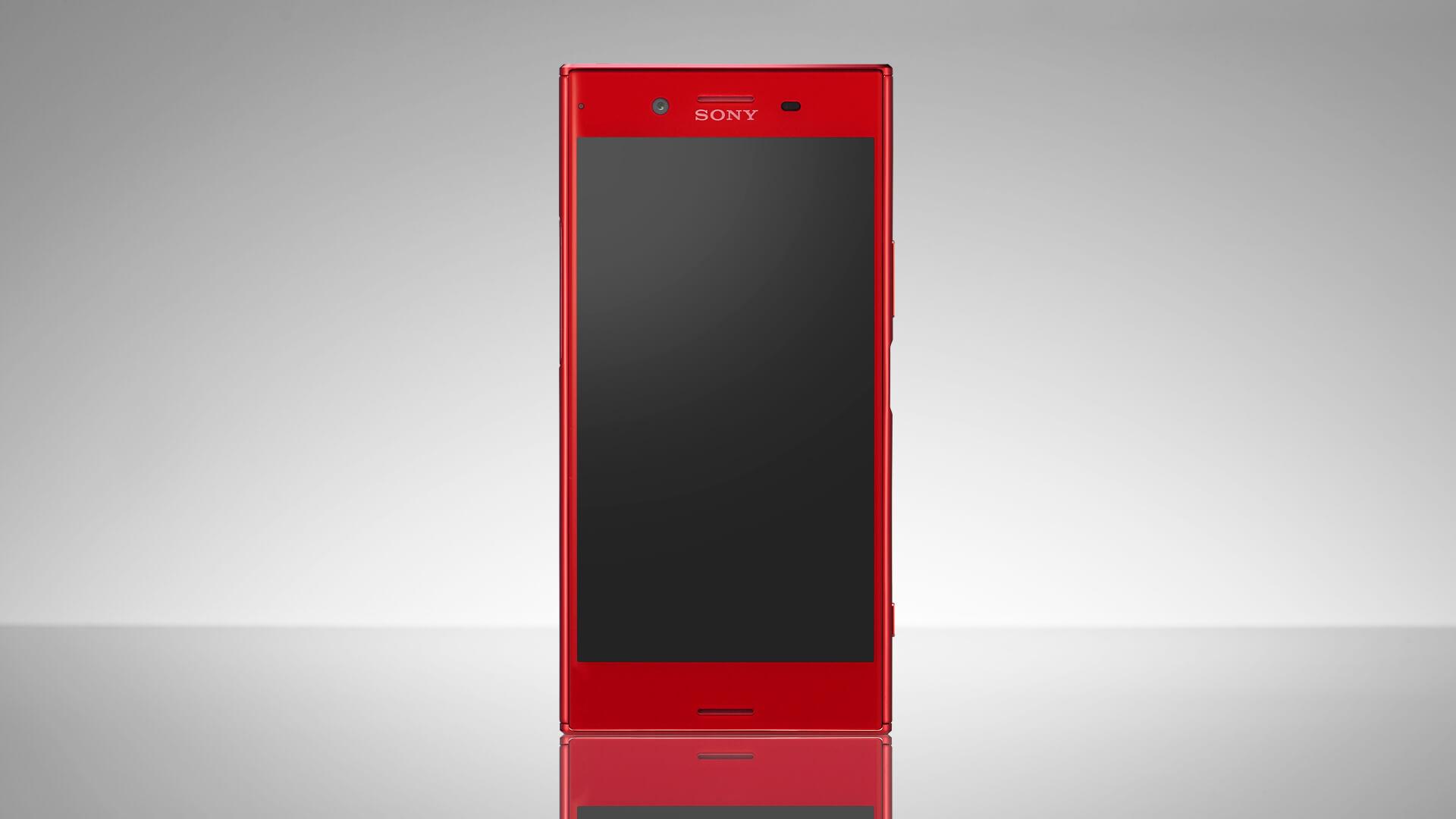 Xperia XZ Premium SO-04J Rosso