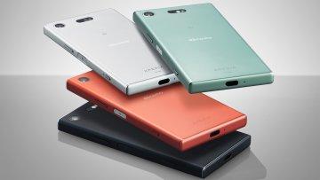 ドコモ、Xperia XZ1 Compact SO-02Kを11月17日に発売