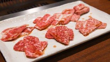 焼肉ブルズ亭で日本三大和牛の『神戸ビーフ』を喰らう