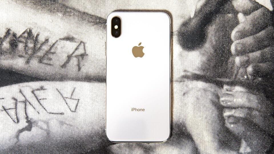 iPhone X シルバー 外観レビュー
