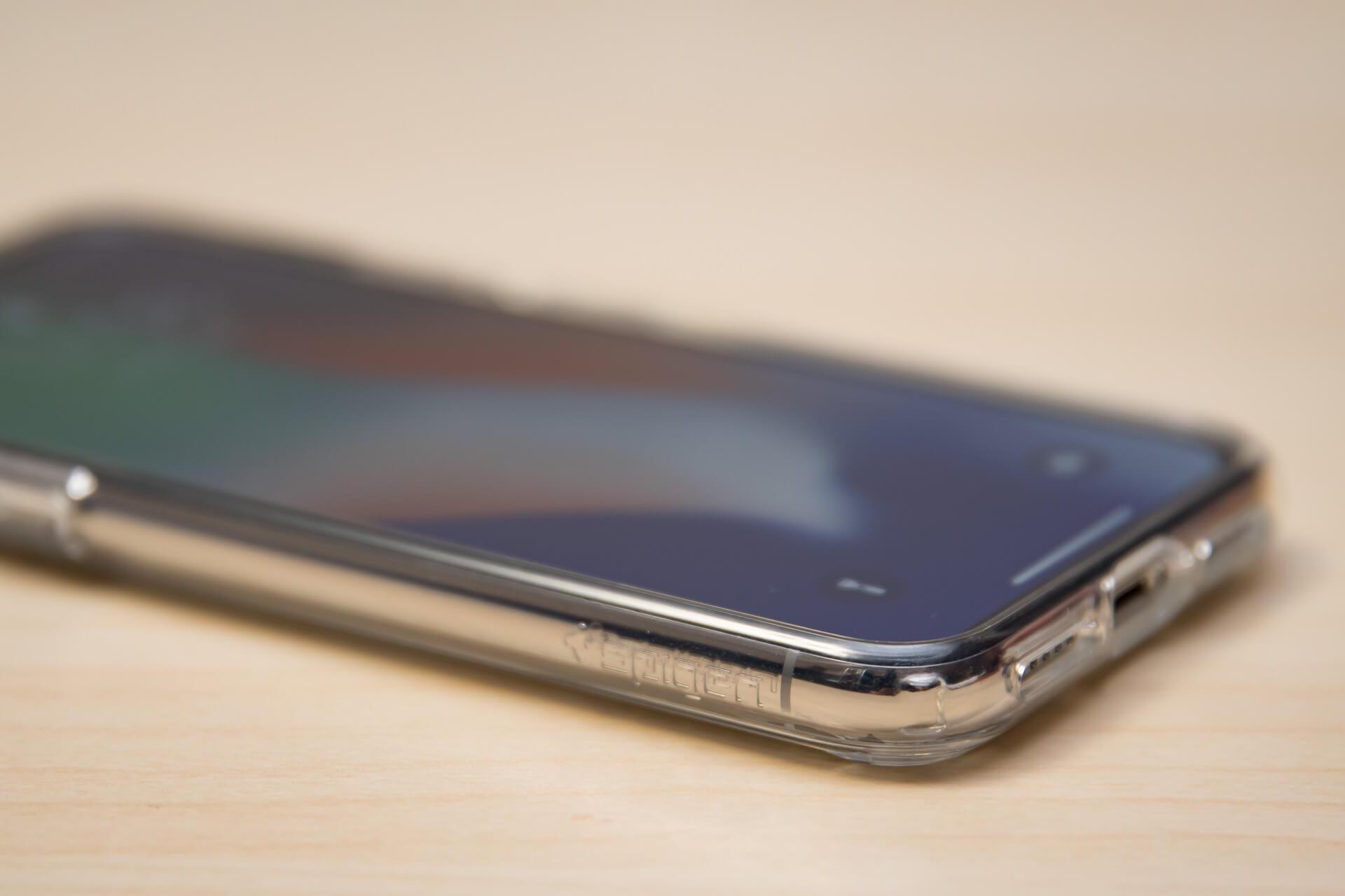 Spigen iPhone X ケース ウルトラ・ハイブリッド 10