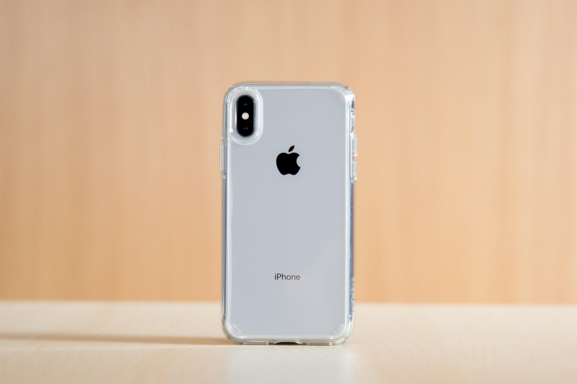 Spigen iPhone X ケース ウルトラ・ハイブリッド 11