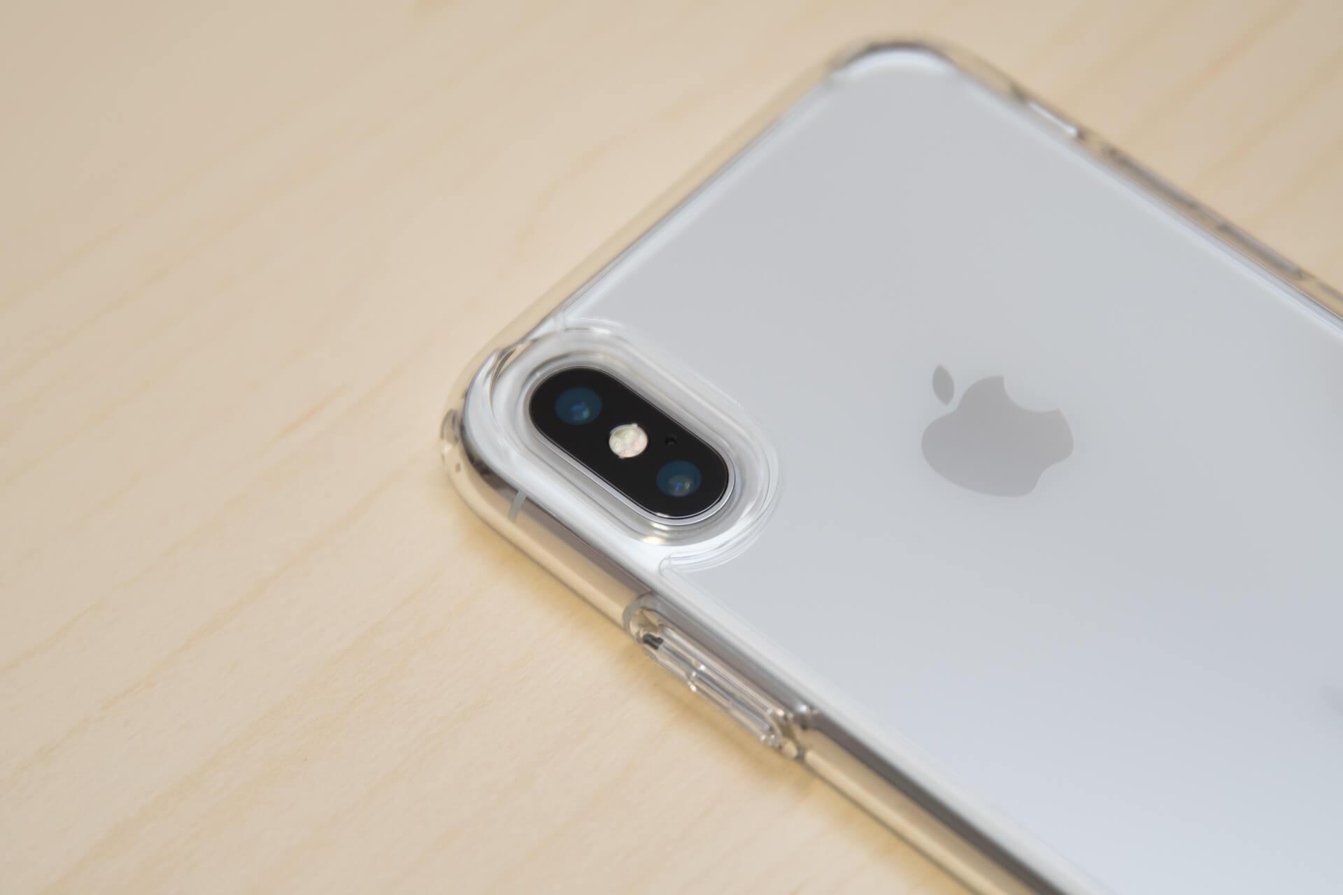 Spigen iPhone X ケース ウルトラ・ハイブリッド 5