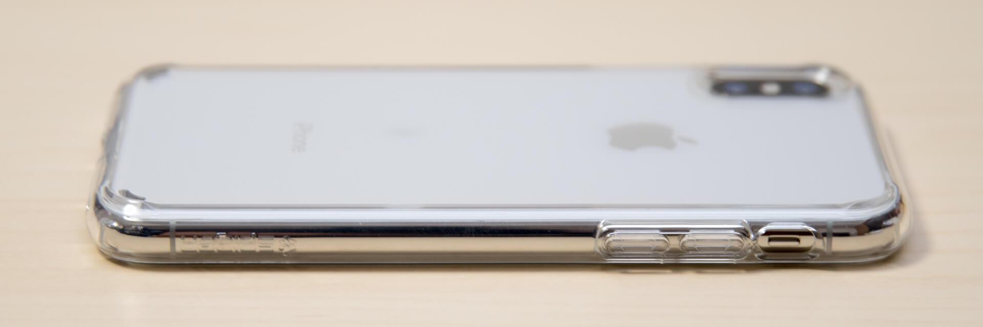 Spigen iPhone X ケース ウルトラ・ハイブリッド 7
