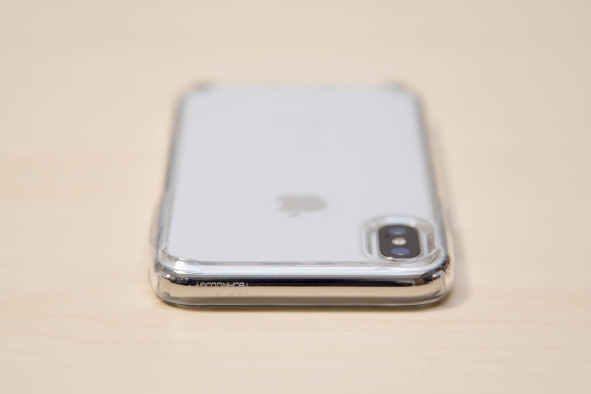 Spigen iPhone X ケース ウルトラ・ハイブリッド 9