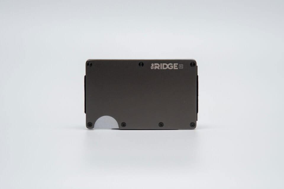 the RIDGE (ザ リッジ) チタン