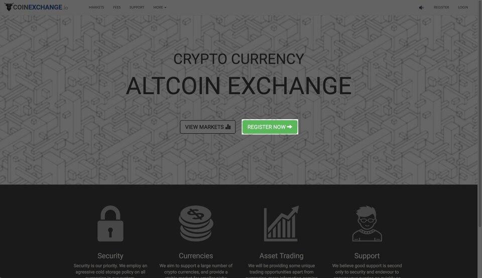 CoinExchange XP 草コイン