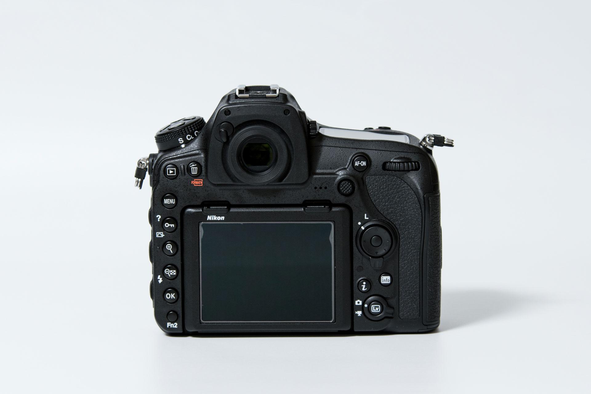 Nikon D850 外観レビュー