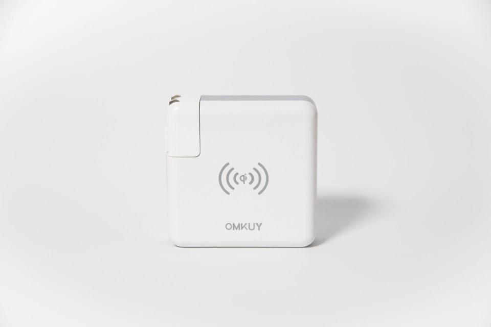 モバイルバッテリー qi ワイヤレス充電器 本体