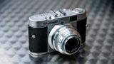 フルマニュアルのフィルムカメラ『Voigtlander vito B』が最高にかっこかわいい