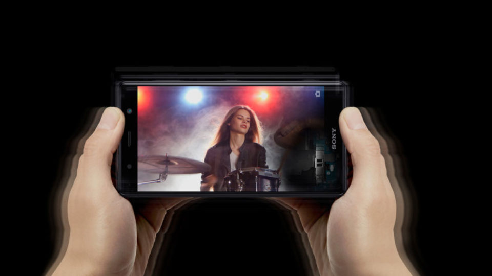 Xperia XZ2 Premium オーディオ