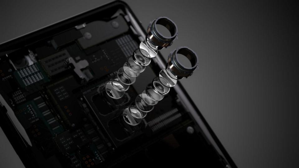 Xperia XZ2 Premium デュアルカメラ