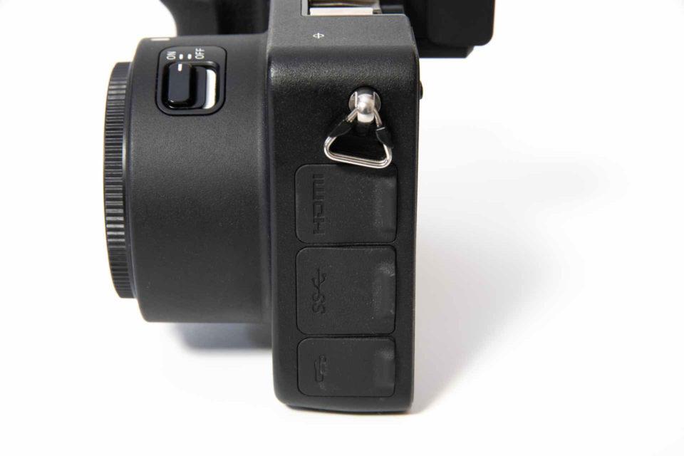 SIGMA sd Quattro インターフェイス