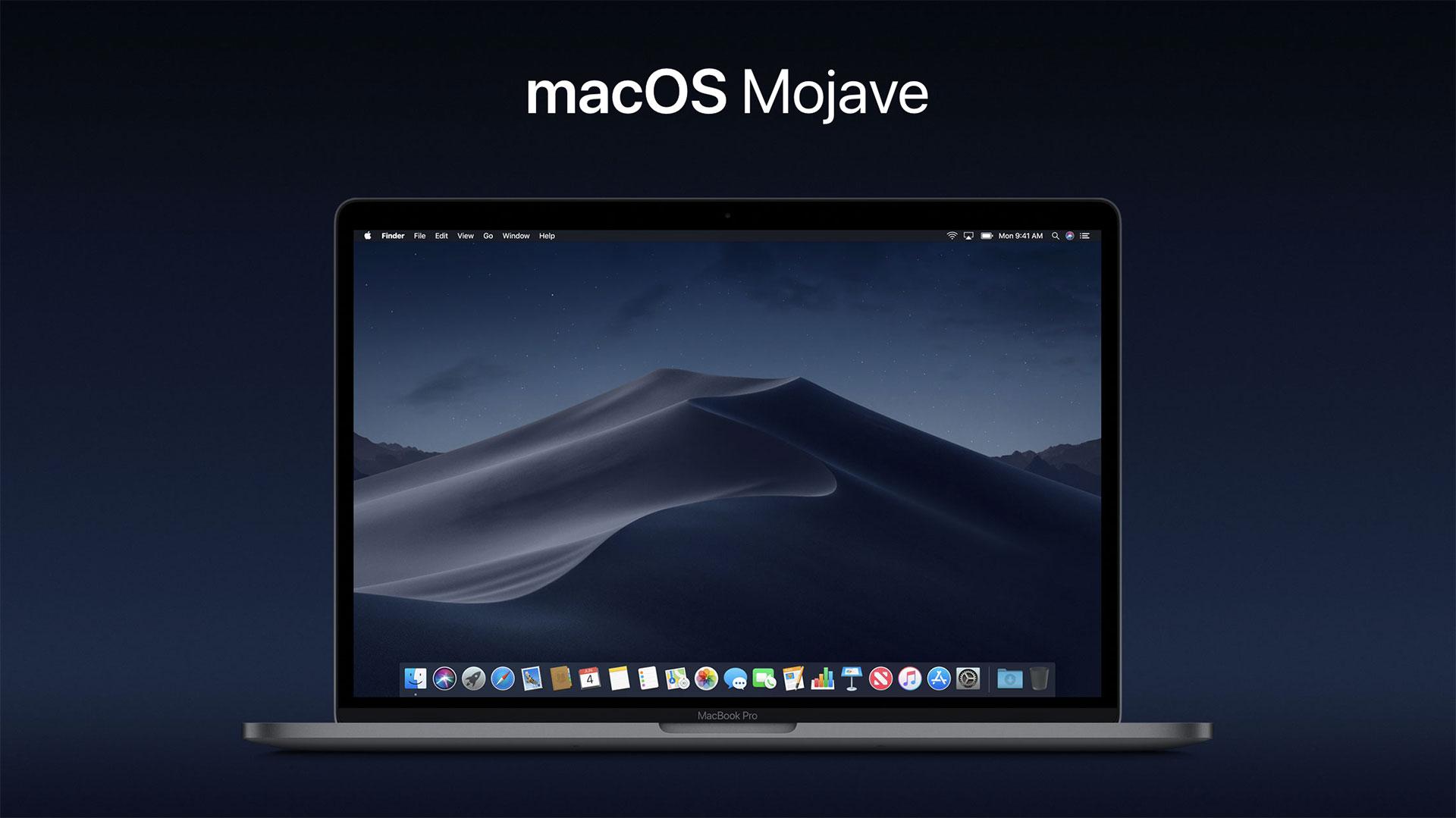 macOS Mojave発表!ダークモードの追加やFinder、Quick Lookの強化がいい感じ