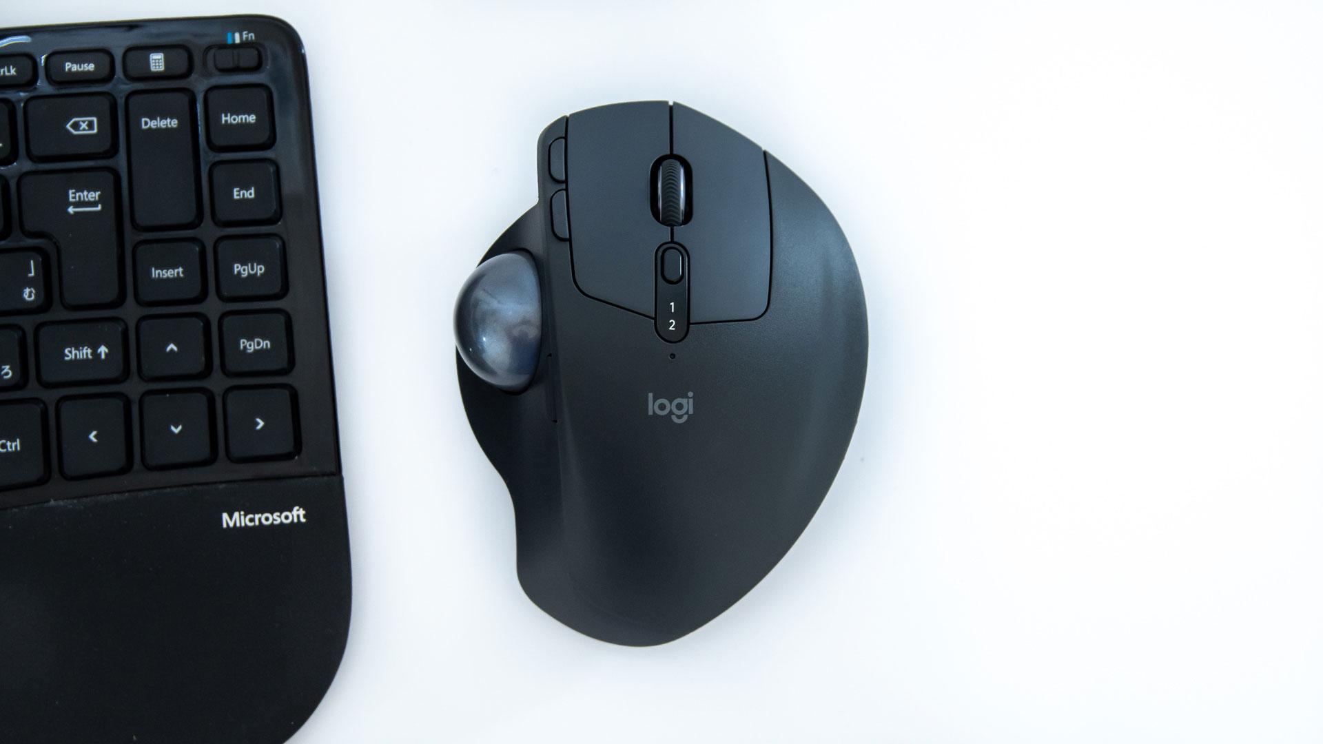 Logicoolのトラックボールマウス「MX ERGO」レビュー!機能性と快適性を兼ね備えた最強マウスだったわ