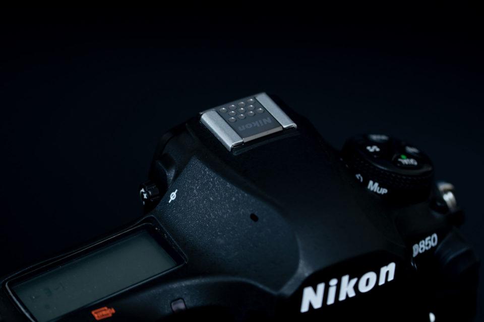 Nikon アクセサリーシューカバー ASC01BK